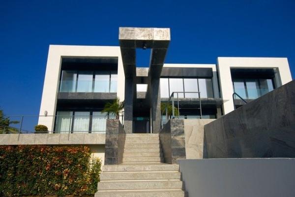 4 Sovrum4, Badrum Villa Till Salu i La Alqueria, Benahavis