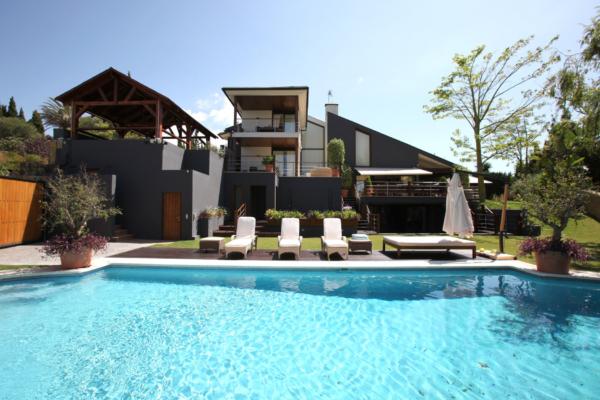 6 Sovrum, 5 Badrum Villa Till Salu i Parque el Colorado, Marbella