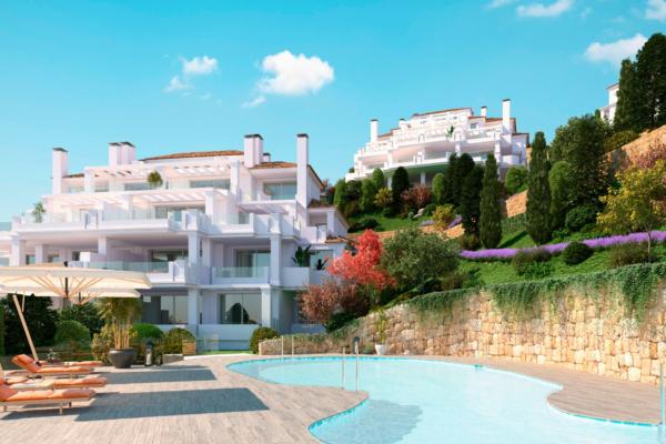 3 Sovrum, 3 Badrum Lägenhet Till Salu i Supermanzana, Marbella