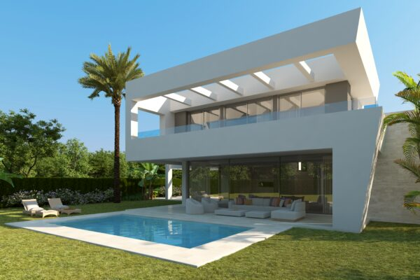 3 Sovrum Villa Till Salu i La Finca 2, Marbella