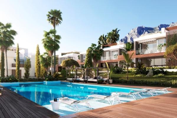 4 Sovrum, 3 Badrum Villa Till Salu i Sierra Blanca, Marbella