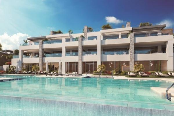 Apartment in Artola Homes Cabopino, Marbella