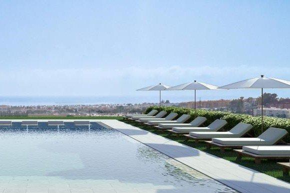 Penthouse in Jardines de Guadaiza Phase 1 Nueva Andalucia, Marbella